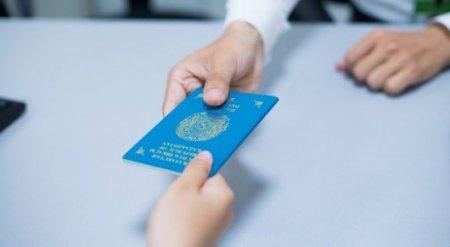 Паспорта на латинице хотят выдавать с 2021 года в Казахстане