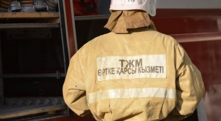 Автобус загорелся в Актюбинской области: 52 человека погибли