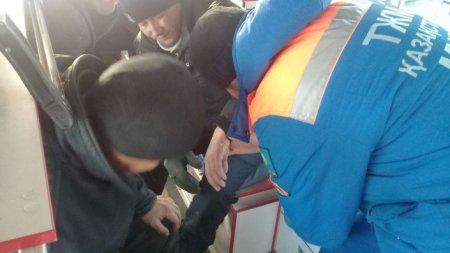 Стало известно о состоянии выживших в сгоревшем автобусе в Актюбинской области