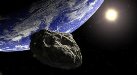 NASA предупредило о приближении к Земле астероида размером с небоскреб