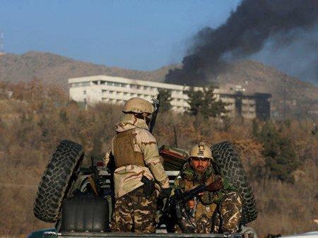 Казахстанец погиб при атаке боевиков на гостиницу Intercontinental в Кабуле