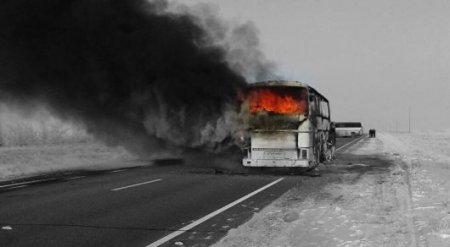 Задержаны водители автобуса, в котором погибли 52 человека