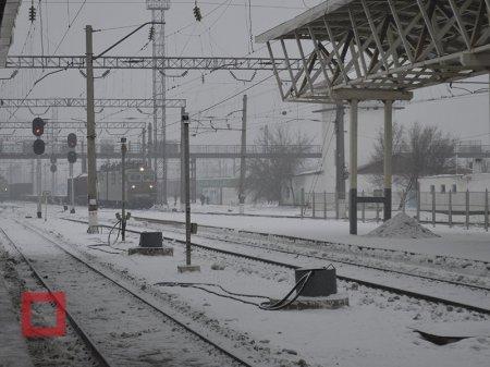 Из-за аномальных морозов скорость поездов снизили в Казахстане