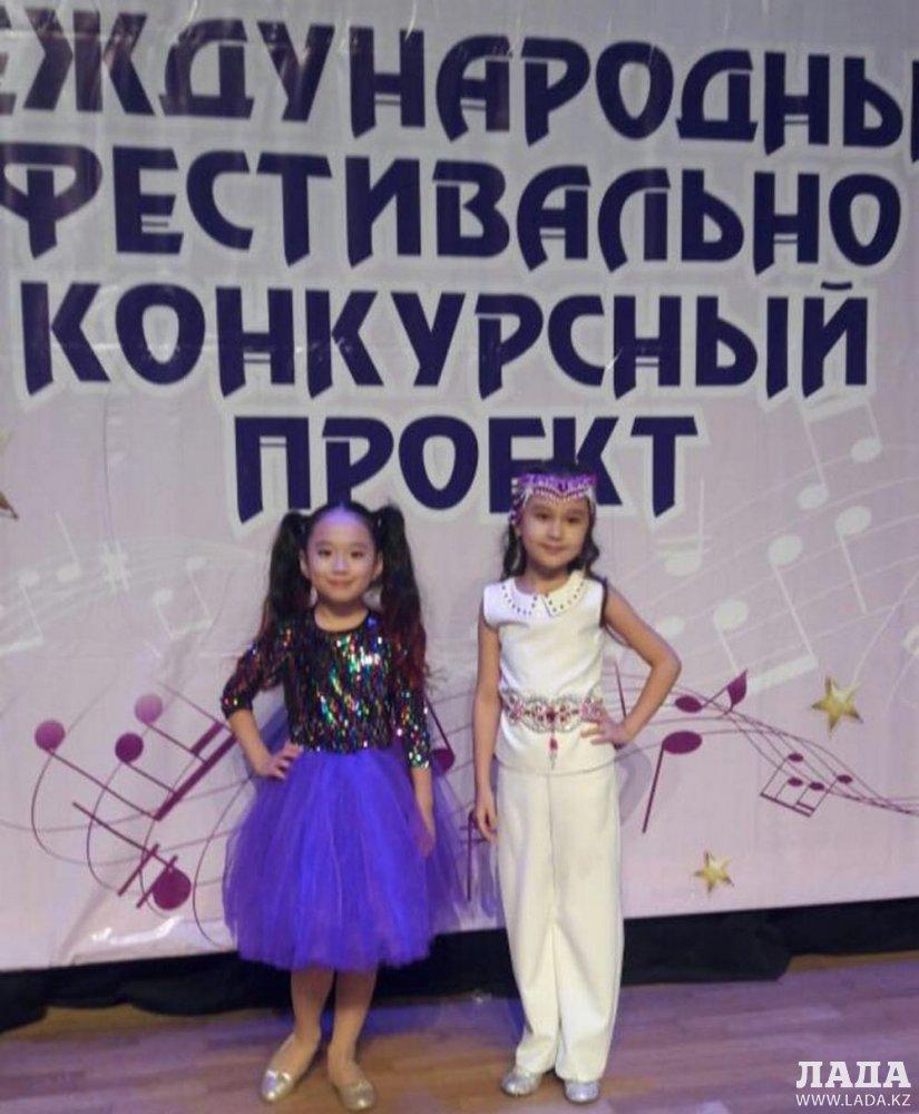 Юная певица из Актау завоевала гран-при на фестивале в Астане