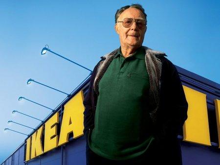 Умер основатель IKEA