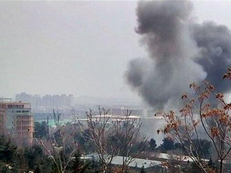 Взрыв рядом с военной академией прогремел в Кабуле