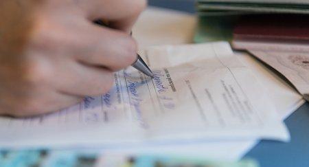 Казахстанцы смогут продлить временную регистрацию через SMS