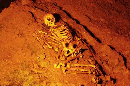 Древние европейцы оказались темнокожими