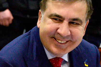 Саакашвили выслали с Украины