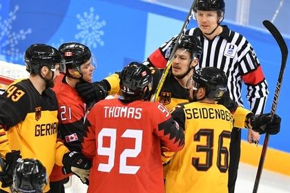 Определился соперник сборной России по хоккею в финале Олимпиады