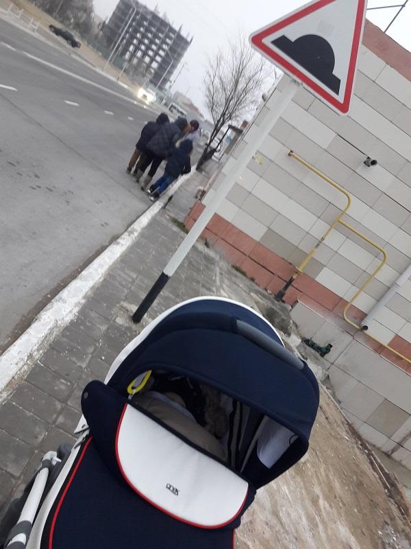 Экстремальная прогулка в Актау