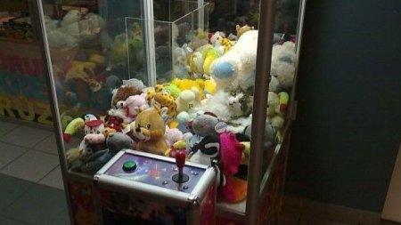 """Китаянка """"просадила"""" более 6000 долларов в автоматах с мягкими игрушками"""