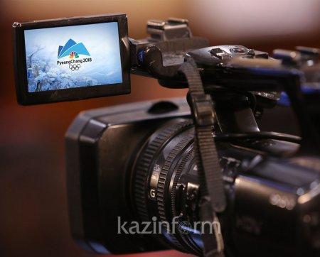 Казахстанцы смогут в прямом эфире наблюдать за Олимпиадой