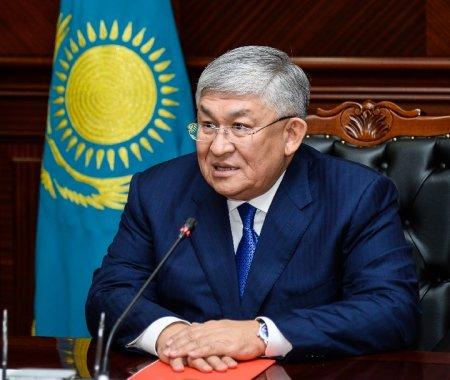 Крымбек Кушербаев: Нам нужен тотальный «апгрейд» знаний и навыков