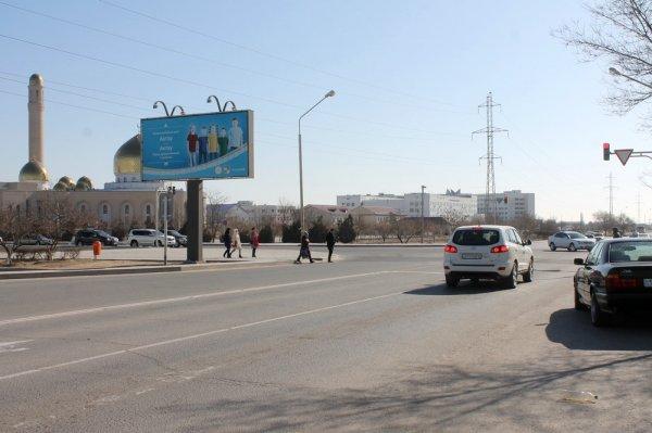 Подметавшую дорогу сотрудницу «Кала жолдары» сбили в Актау