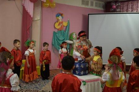 «Эх, Масленица» в детском саду № 43