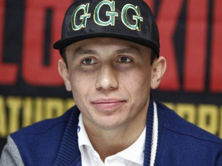 Британцы признали Геннадия Головкина лучшим боксером среди европейцев