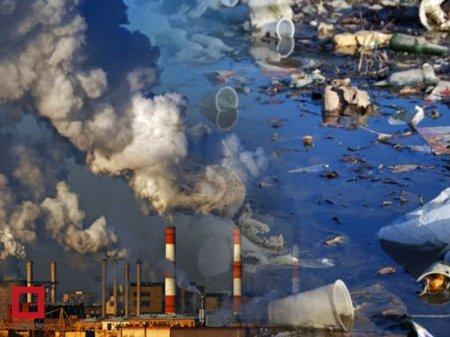 Названы самые грязные города Казахстана