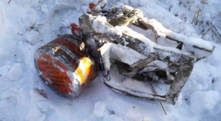Названа одна из причин крушения Ан-148 под Москвой