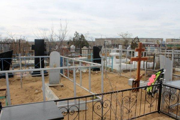 Николай Лондарев: На старом кладбище в Актау места для захоронений нет