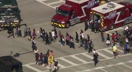 Школьник устроил бойню во Флориде: 17 жертв, 50 раненых