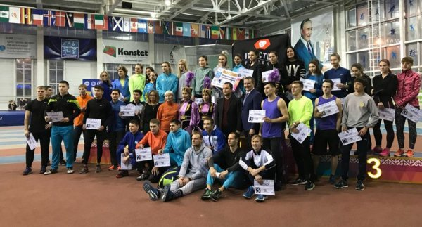 Два актауских легкоатлета стали призерами Кубка Казахстана