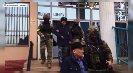 Спецоперация силовиков: Появились кадры масштабных задержаний