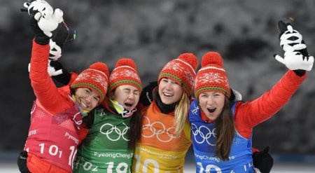 Лукашенко наградил орденом олимпийскую чемпионку-казашку