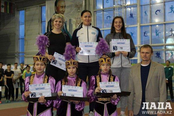 Мангистауские легкоатлеты выиграли несколько наград на республиканских соревнованиях