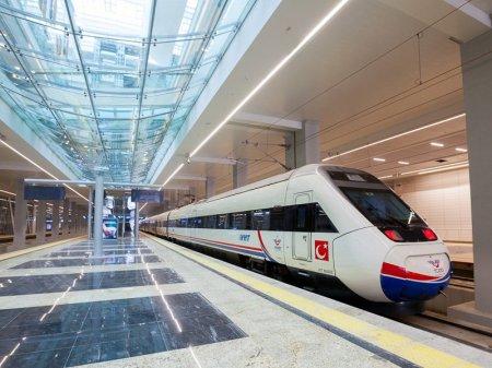 Скоростные пассажирские поезда в Турцию запустят через территорию Казахстана