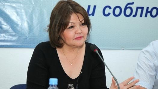 Казахстанскому адвокату присуждена премия Госдепартамента США