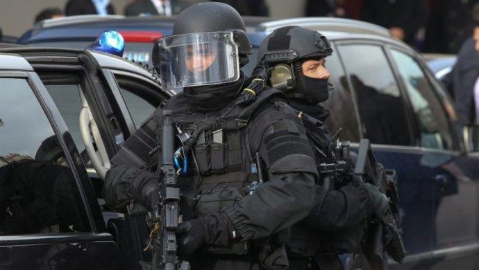 Теракт во Франции. Захвачены заложники
