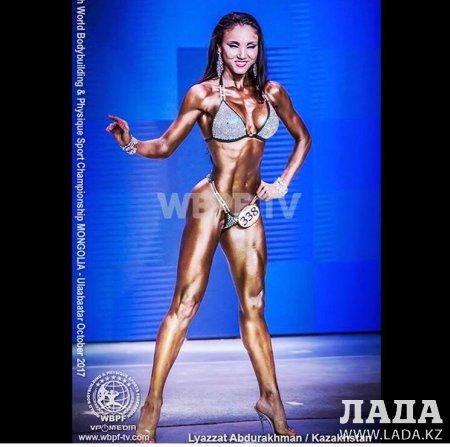 «Мисс Мангистау-2016» вошла в ТОП-10 бодибилдеров в ежегодном конкурсе Arnold Classic