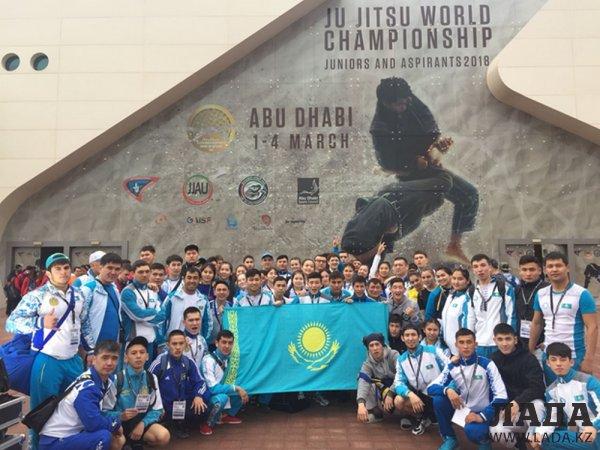 Джитсер из Актау стал серебряным призером чемпионата мира