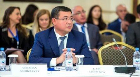 Вице-министр Садибеков арестован на 2 месяца