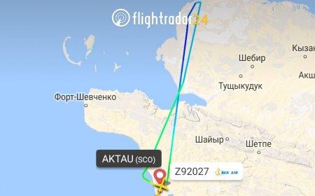 Пассажирка рейса  рассказала про аварийную посадку в Актау самолета авиакомпании «Bek Air»