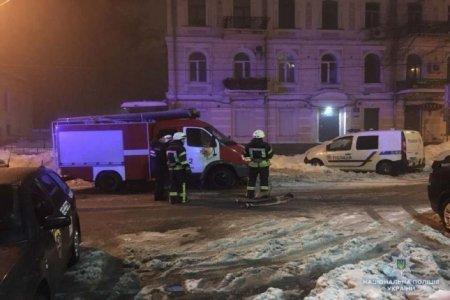 Ресторан обстреляли из гранатомета в центре Киева