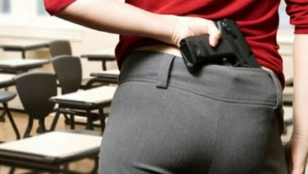 Во Флориде учителям разрешили носить оружие