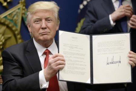 Президент США ввел пошлины на импорт алюминия и стали