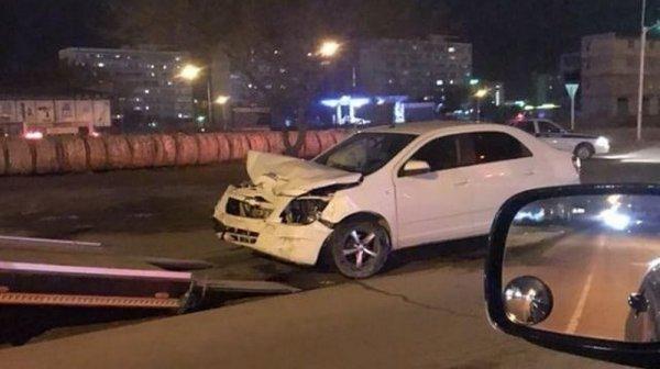В ДТП в Актау пострадали два пассажира