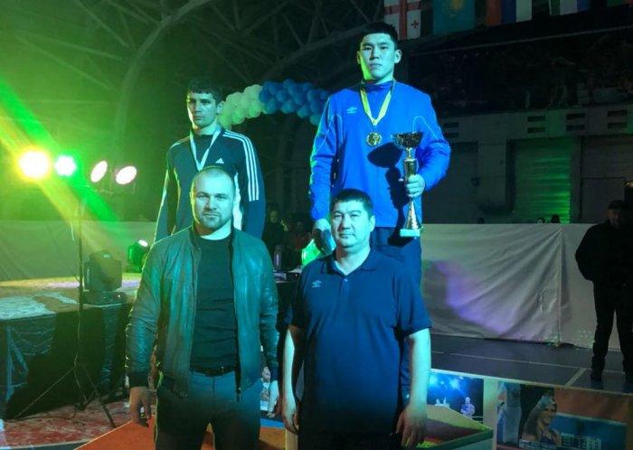 Боксеры из Мангистау завоевали четыре медали на Всероссийском турнире в Нальчике