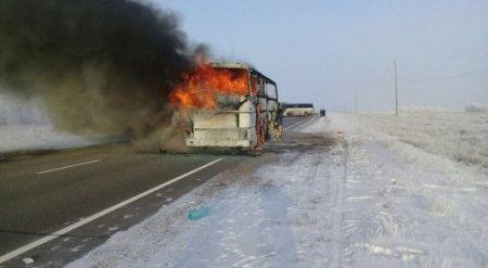 """""""Много вопросов"""" - глава МВД о гибели 52 человек в автобусе"""