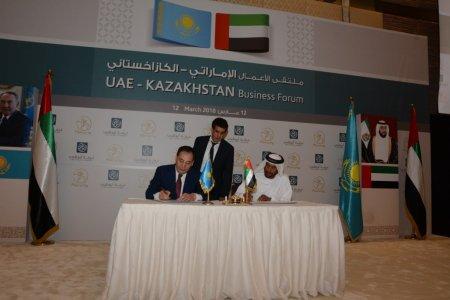 Запуск авиарейса Актау-Дубай стал одним из пунктов намерений о сотрудничестве Мангистау и ОАЭ