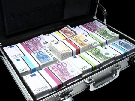Мужчина нашел восемь миллионов евро в Германии и сдал их в полицию