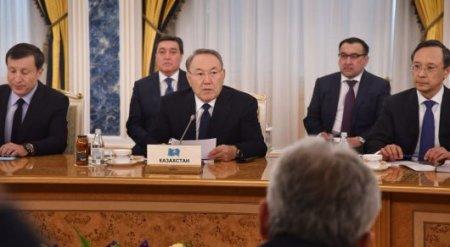 Назарбаев о выборах в России: Мы хотим успеха Путина