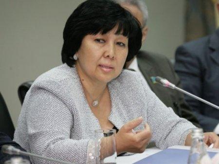 Я не видела маму и ни одного адвоката — Балиева о ситуации с мальчиком из ЮКО