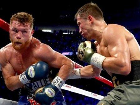 Легенда бокса назвал фаворита боя Головкин - Альварес
