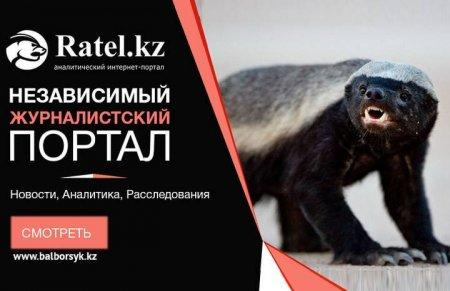 Заблокирован доступ к интернет-изданию Ratel.kz