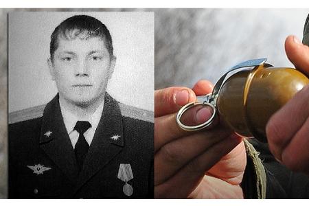 Уроженец Казахстана героически погиб, накрыв собой гранату