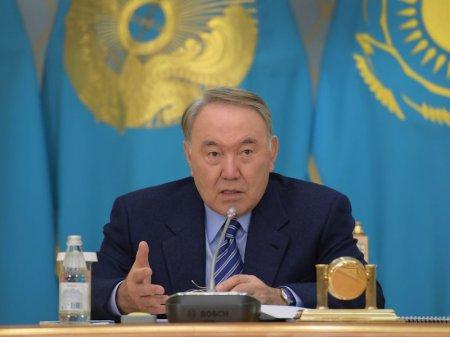 Нурсултан Назарбаев пригласил наследного принца ОАЭ посетить Казахстан